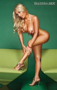 Nicole Coco Austin in a bikini