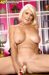 Georgette Parks - pussy and nipples