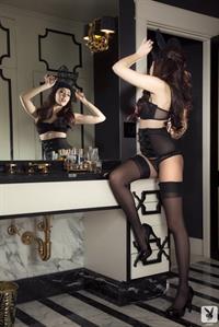Cassie Laine in lingerie