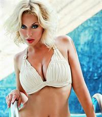 Mandy Dee in a bikini