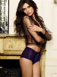 Bianca Balti in lingerie
