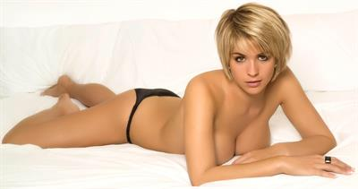 Gemma Atkinson in lingerie - ass
