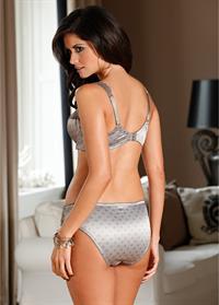 Carla Ossa in lingerie - ass