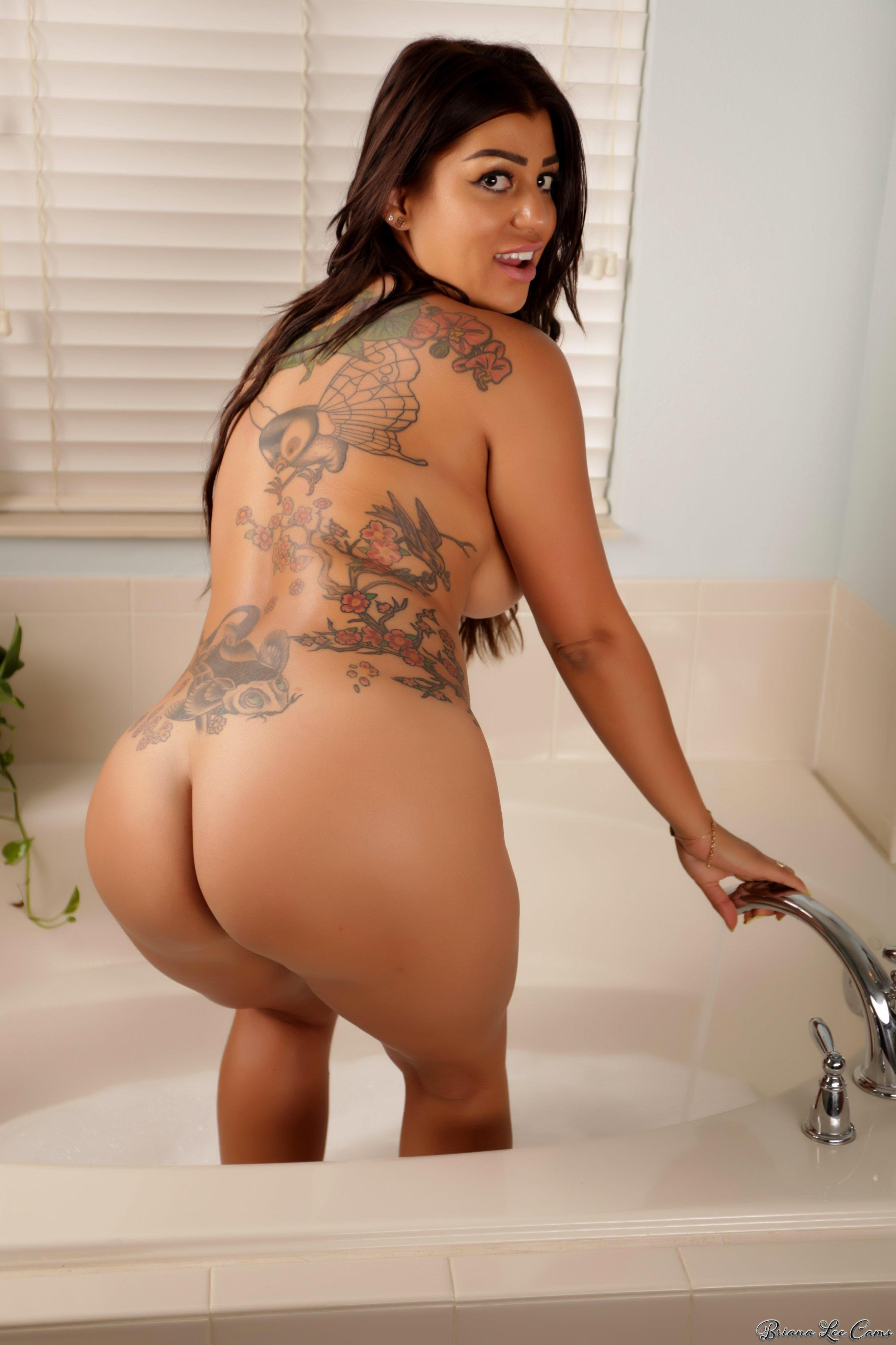 Briana Lee Nude