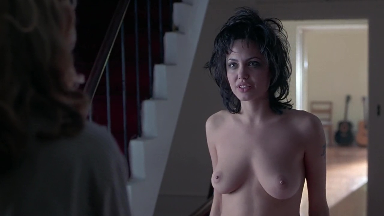 Angelina Jolie Topless Pics angelina jolie & elizabeth mitchell nude in gia. rating