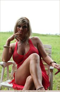 Polish/German MILF erotic and porn model