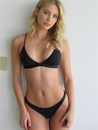 Selena Weber in a bikini