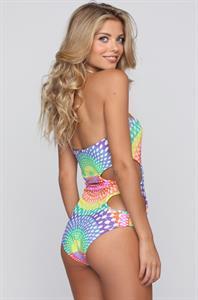 Alina Boyko in a bikini - ass