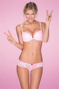 Chrissy Blair in lingerie