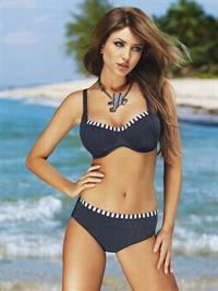 Monika Pietrasinska in a bikini