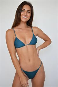 Bikini Candids of Stephanie Rayner