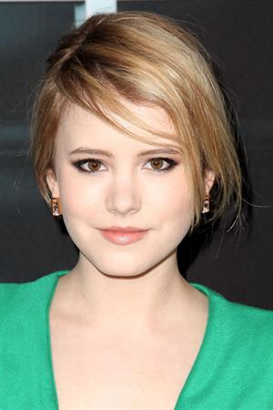 Taylor Spreitler  The Host  Premiere (March 19, 2013)