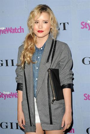 Taylor Spreitler People StyleWatch Denim Party -- West Hollywood, Sep. 19, 2013