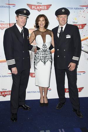 Teri Hatcher  Planes  Special Screening In London on July 14, 2013