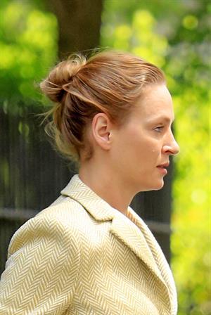 Uma Thurman in New York City (16.05.2013)