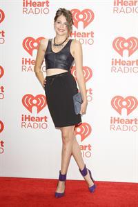 Willa Holland iHeartRadio Music Festival - Day 2, September 21, 2013