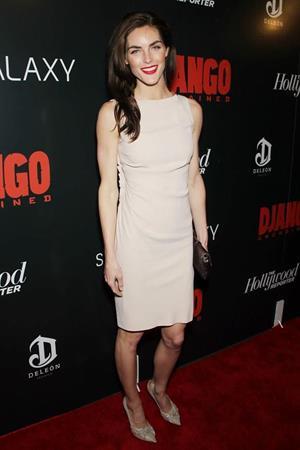 'Django Unchained' Premiere