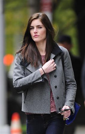 Nov 1, 2012 in New York City