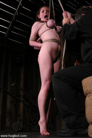 Sara Scott - pussy and nipples
