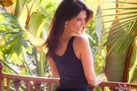 Denise Milani Photoset - Balcony2012