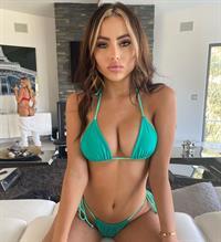 Sam Cheyenne in a bikini