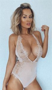 Rhian Sugden - breasts