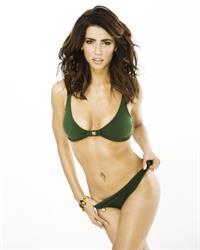 Jacqueline MacInnes Wood in a bikini