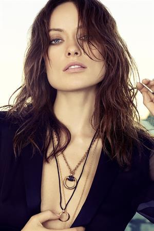 Olivia Wilde : Marie Claire Photoshoot