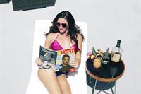 Jade Elizabeth in a bikini