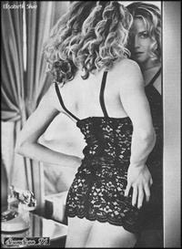 Elisabeth Shue in lingerie - ass