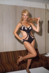 Ann-Margret in a bikini