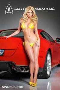 Caitlin Hixx in a bikini