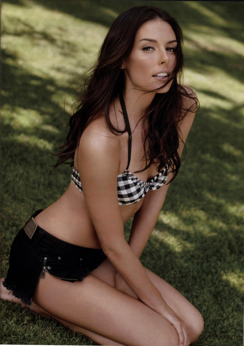 Taylor Cole in a bikini