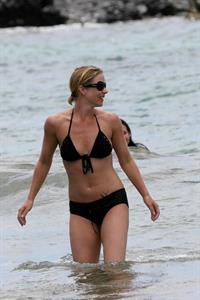 Christina Applegate in a bikini