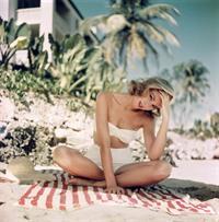 Grace Kelly in a bikini