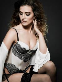 Mikayla Carr in lingerie