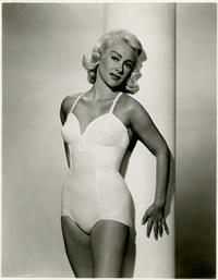 Martine Carol in a bikini
