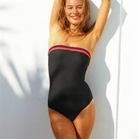 Camille Rowe in a bikini
