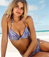Jessica Hart in a bikini