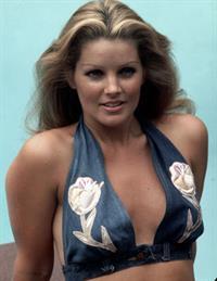 Priscilla Presley in a bikini