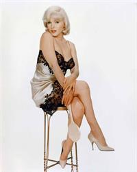Marilyn Monroe in lingerie
