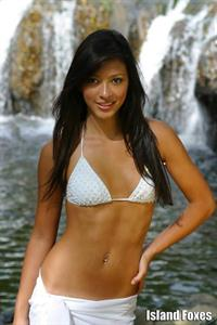 Jordyn Taylor in a bikini