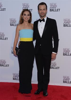 Natalie Portman New York City Ballet 2013 Fall Gala -- Sep. 19, 2013