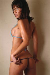 Melissa Wheat in a bikini - ass