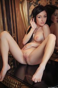 Agatha Night - pussy and nipples