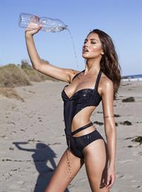 Trew Mullen in a bikini